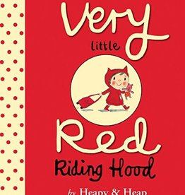 Houghton Mifflin Harcourt Publishing Company Very Little Red Riding Hood