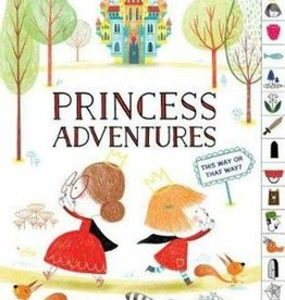 Houghton Mifflin Harcourt Publishing Company Princess Adventures