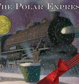 Houghton Mifflin Harcourt Publishing Company POLAR EXPRESS 30TH ANN HC
