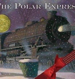Houghton Mifflin Harcourt Publishing Company The Polar Express 30th Anniversary by Chris Allsburg