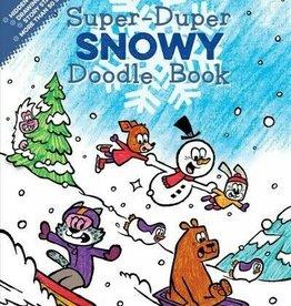 Houghton Mifflin Harcourt Publishing Company Super-Duper Snowy Doodle Book