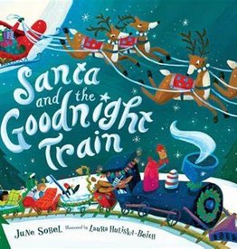 Houghton Mifflin Harcourt Publishing Company Santa and the Goodnight Train