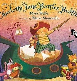 Harcourt Inc. Charlotte Jane Battles Bedtime
