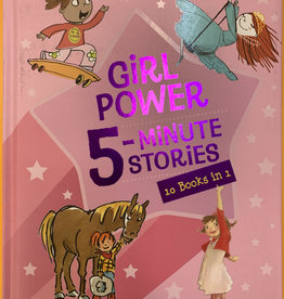 HMH Books Girl Power 5-Minute Stories 10 in 1