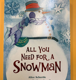 HMH Books All You Need For A Snowman