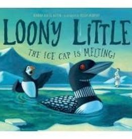 HMH Books Loony Little The Ice Cap is Melting