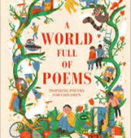 HMH Books A World Full Of Poems by Sylvia Vardell