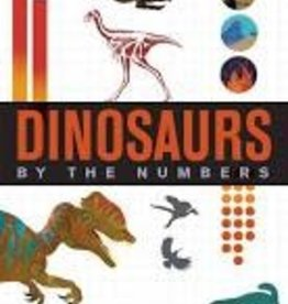 HMH Books Dinosaurs by The Numbers by Steve Jenkins