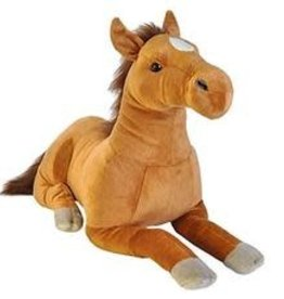Wild Republic Jumbo Horse brown