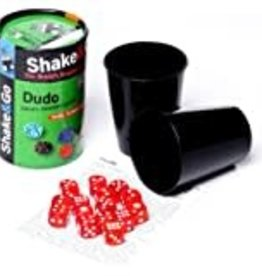 The Purple Cow Shake & Go Dudo
