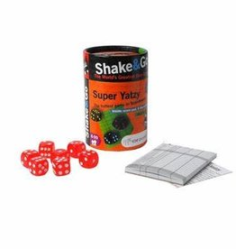 The Purple Cow Shake & Go Super Yatzy