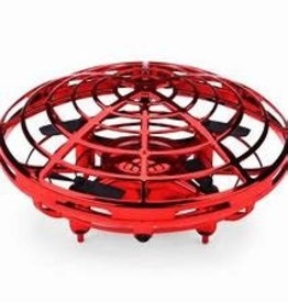 Spin Copter Hover Force Red