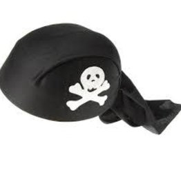 Kid Fun Pirate Cap Black