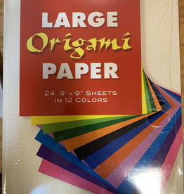 Dover Publications Large Origami Paper 9x9