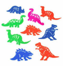 Kid Fun Dinosaur Stencil (Single Stencil -Assorted Syle)