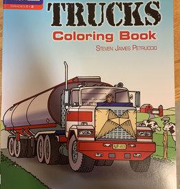 Boost Trucks Coloring Book