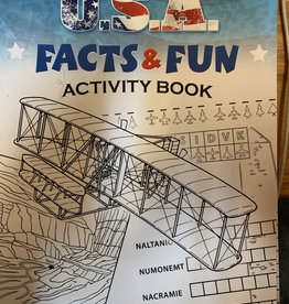 Dover Publications U.S.A. Facts & Fun