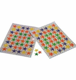 Kid Fun Star Stickers (Pack with 12 Sheets)
