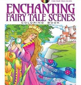 Creative Haven Enchanting Fairy Tale Scenes
