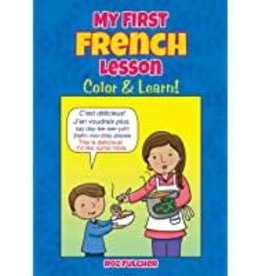 Dover Publications My First French Lesson