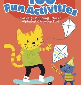 Dover Publications 100 Fun Activities