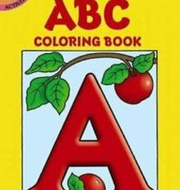 Dover Publications The Little ABC Coloring Book