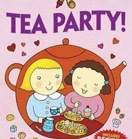 Dover Publications Tea Party