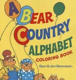 Dover Publications Berenstain Bears, A Bear Country Alphabet.