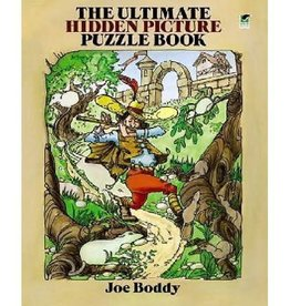 Dover Publications The Ultimate Hidden Picture Puzzle Book