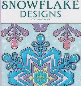 Creative Haven Snowflakes Designs