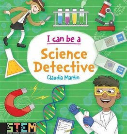 Dover Publications I Can Be a Science Detective