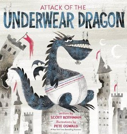 Random House Attack of the Underwear Dragon