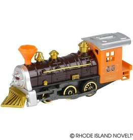 The Toy Network Orange Locomotive