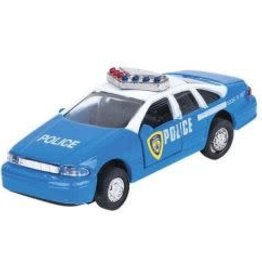 The Toy Network Blue Police Car