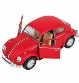 Kinsmart Red 1967 Volkswagen Beetle