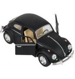 Kinsmart Black 1967 Volkswagen Classic  Beetle