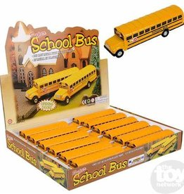 The Toy Network Super School Bus
