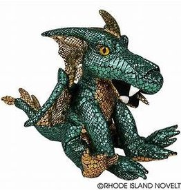 Adventure Planet Green Foil Dragon