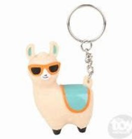 The Toy Network Pooping Llama Orange Shades