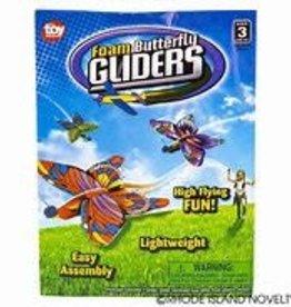 The Toy Network Foam Butterfly Gliders