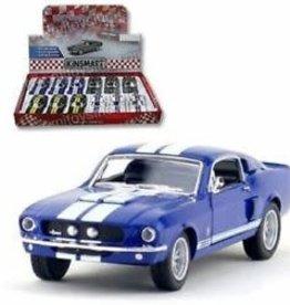 Kinsmart 1967 Shelby GT-500 Blue
