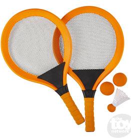 The Toy Network Badminton Set Orange