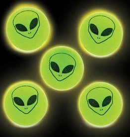 The Toy Network Glow Alien Ball