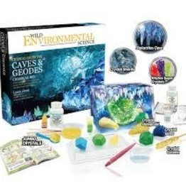 Learning Advantage Caves and Geodes Chemical Kit