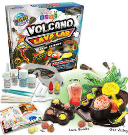 Learning Advantage Volcano Lava Lab