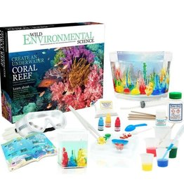 Learning Advantage Wild Environmental Science - Create an Underwater Coral  Reef