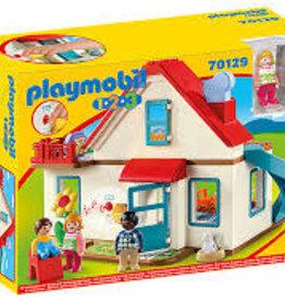 Playmobil 123 Family Home 70129