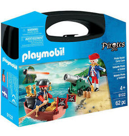 Playmobil Pirate Raider Carry Case 9102