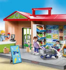 Playmobil Take Along Grocery Store 70320