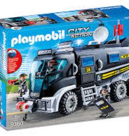 Playmobil Tactical Unit Truck 9360